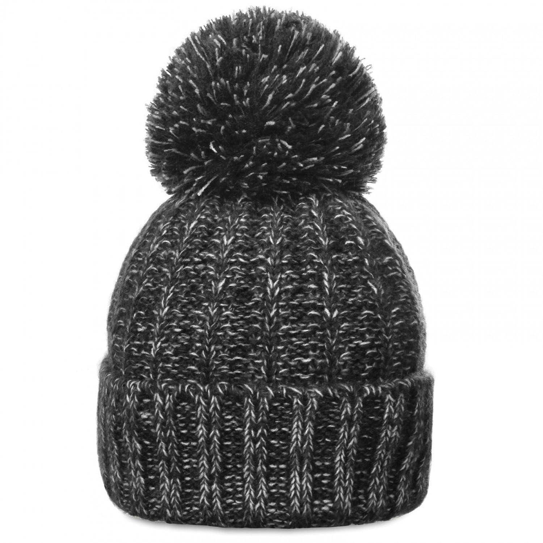 CASPAR Unisex klassische Winter Mütze / Bommelmütze / Strickmütze mit großem Bommel - viele Farben - MU087