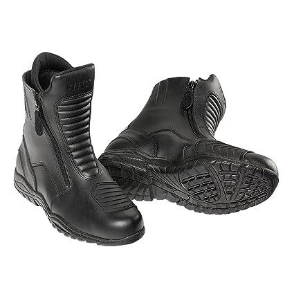 25669be63d Amazon.com  BILT Pro Tourer Waterproof Motorcycle Boots - 9