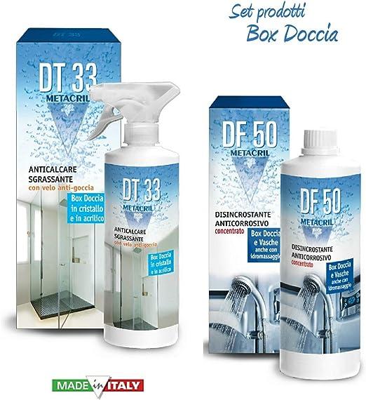 Limpiador y desincrustante antigoteo para cuadro de ducha + super ...