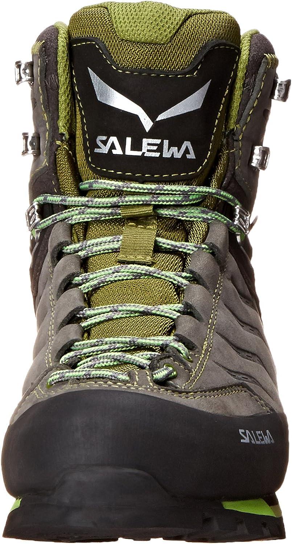 SALEWA RAPACE GTX Boot Men's US Size 11 PewterEmerald