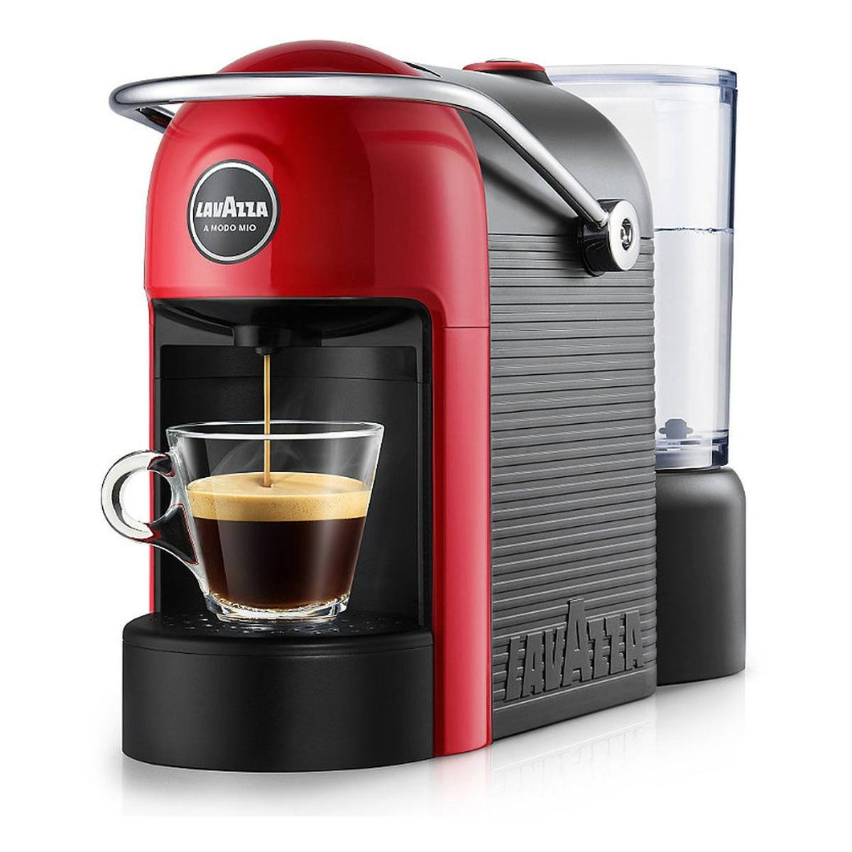 lavazza jolie red coffee pod capsule machine maker. Black Bedroom Furniture Sets. Home Design Ideas