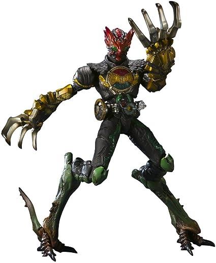 Bandai Tamashii Nations Volume 64 Tatoba Combo Kamen Rider OOO - SIC