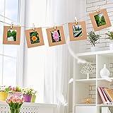 Sunmns Wall Decor Hanging Display Paper Photo Frame