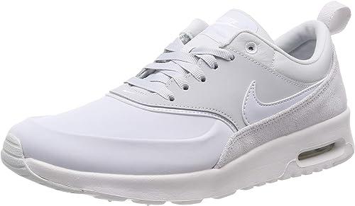 Nike – Wmns Air Max Thea Prm Womens Shoes PURE PLATINUMPURE