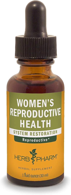 Herb Pharm Women's Reproductive Health Liquid Herbal Formula - 1 Ounce