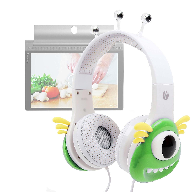 DURAGADGET Auriculares mágicos para niños para Tablet Lenovo ...