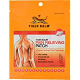 Tiger Balm Pain Relieving Patch - 36 per case.