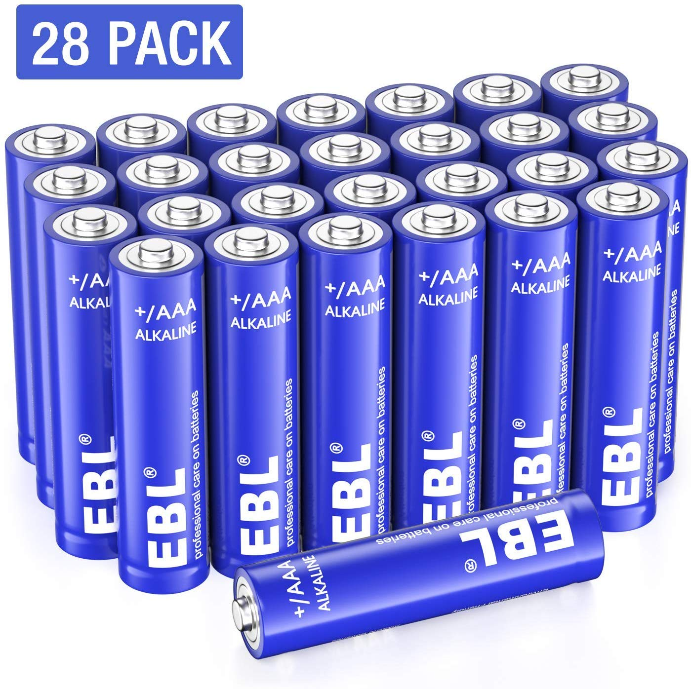 Great pack of batteries, a must have item!