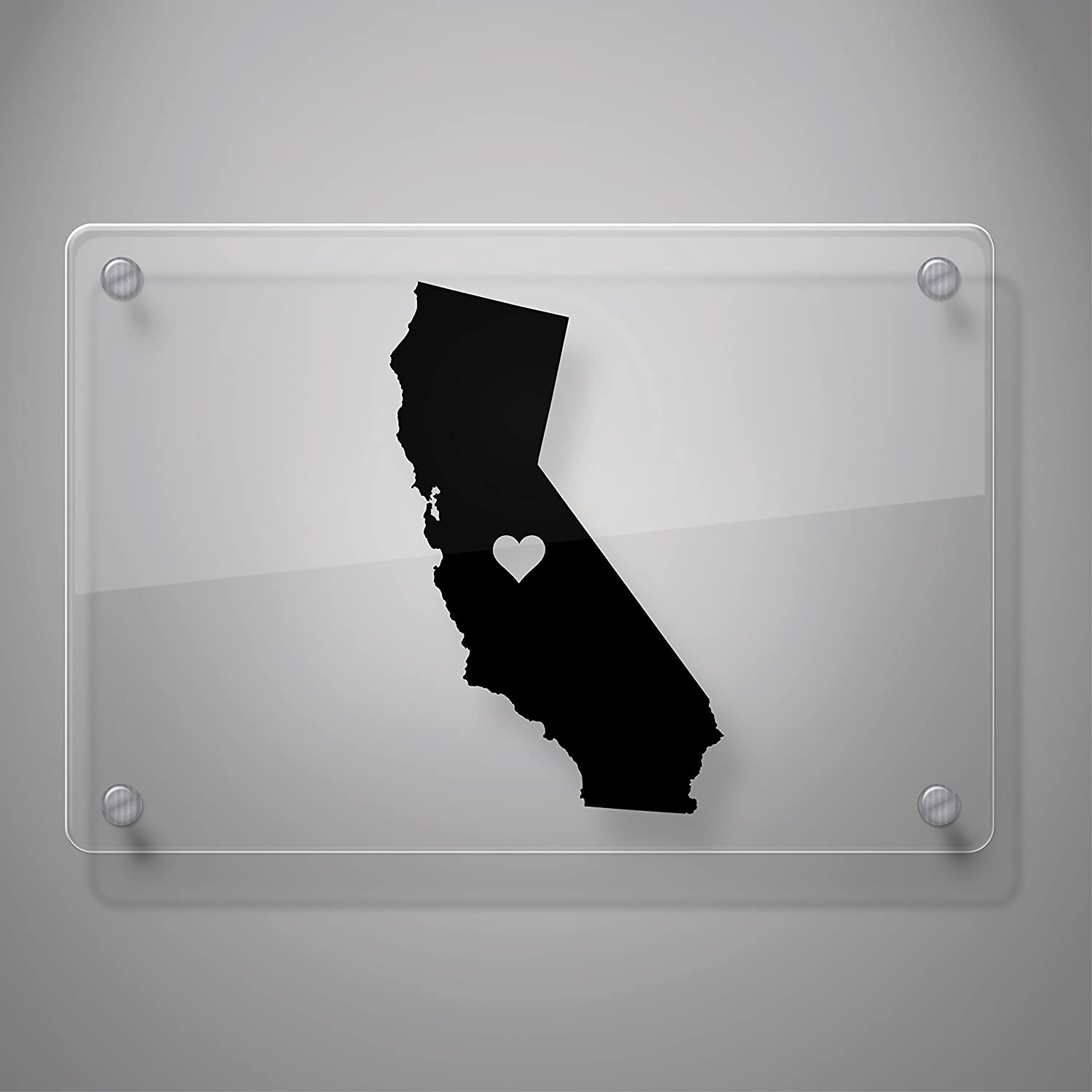 # 567 # 567 6 x 3.8 Yoonek Graphics Love California Decal Sticker for Car Window Laptop and More 6 x 3.8, White Laptop and More