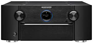 Marantz AV8805 - 13.2 Channel AV Audio Component Pre-Amp for Premium Home Theater, IMAX Enhanced, Auro-3D & Dolby Surround | Streaming via Wi-Fi, Bluetooth, AirPlay 2, HEOS | Amazon Alexa Compatible
