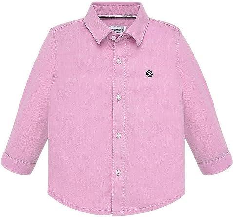 Mayoral, Camisa para bebé niño - 0113, Rosa: Amazon.es: Ropa y accesorios