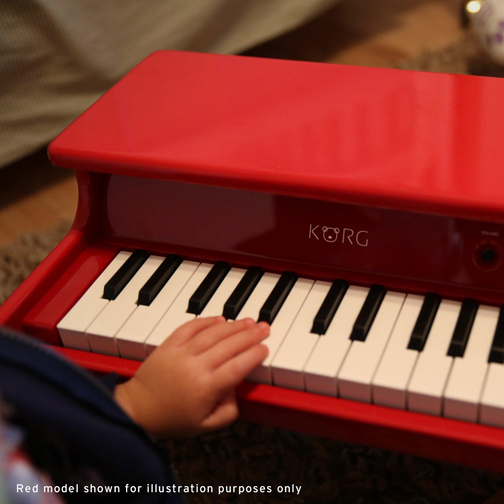 Korg Tiny Piano White by Korg (Image #11)