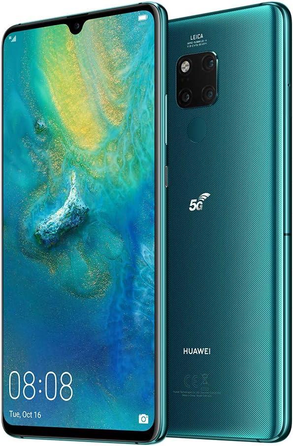 Huawei Mate 20 X, Smartphone 5G con Pantalla OLED (RAM de 8 GB ...