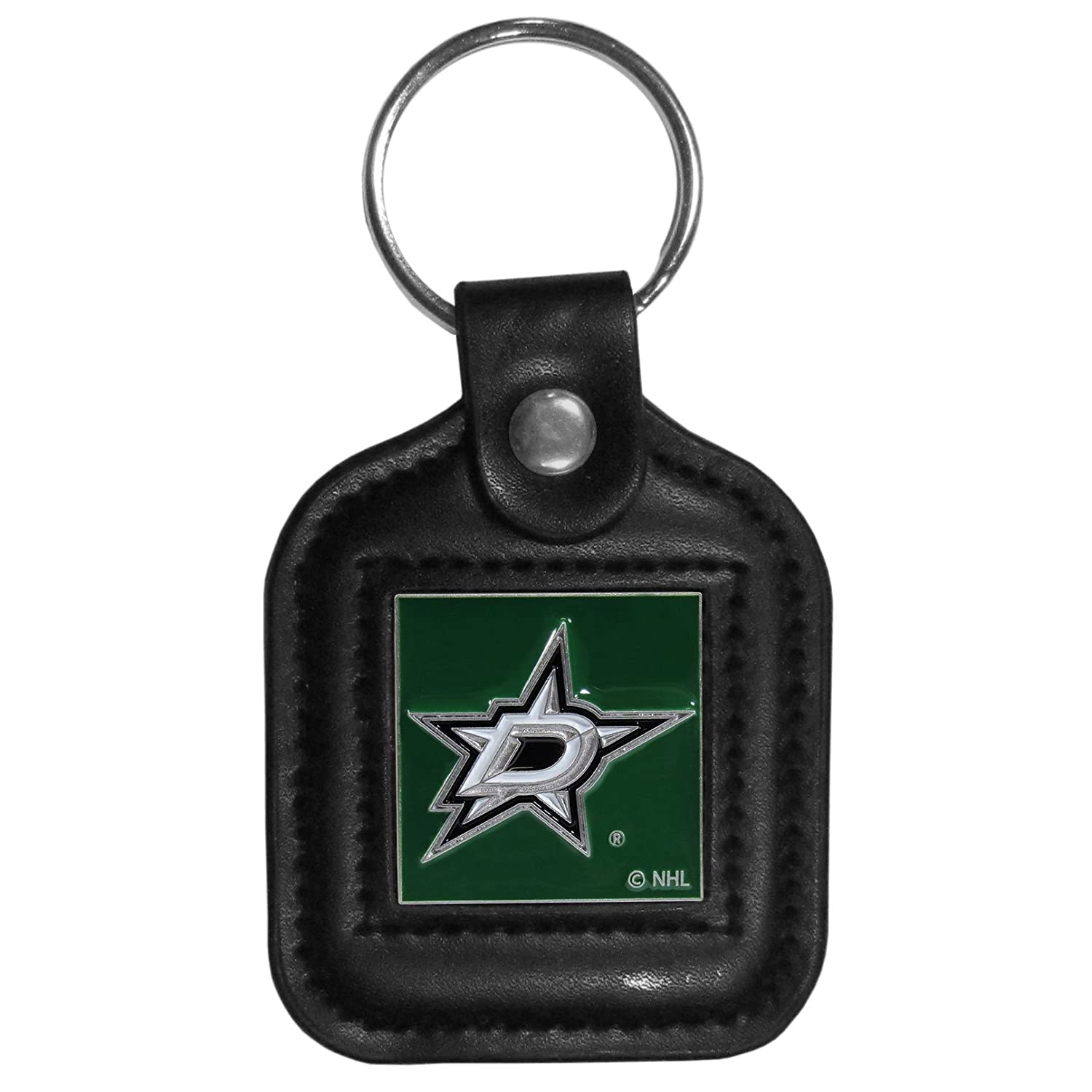 Siskiyou NHL Genuine Leather Key Chain