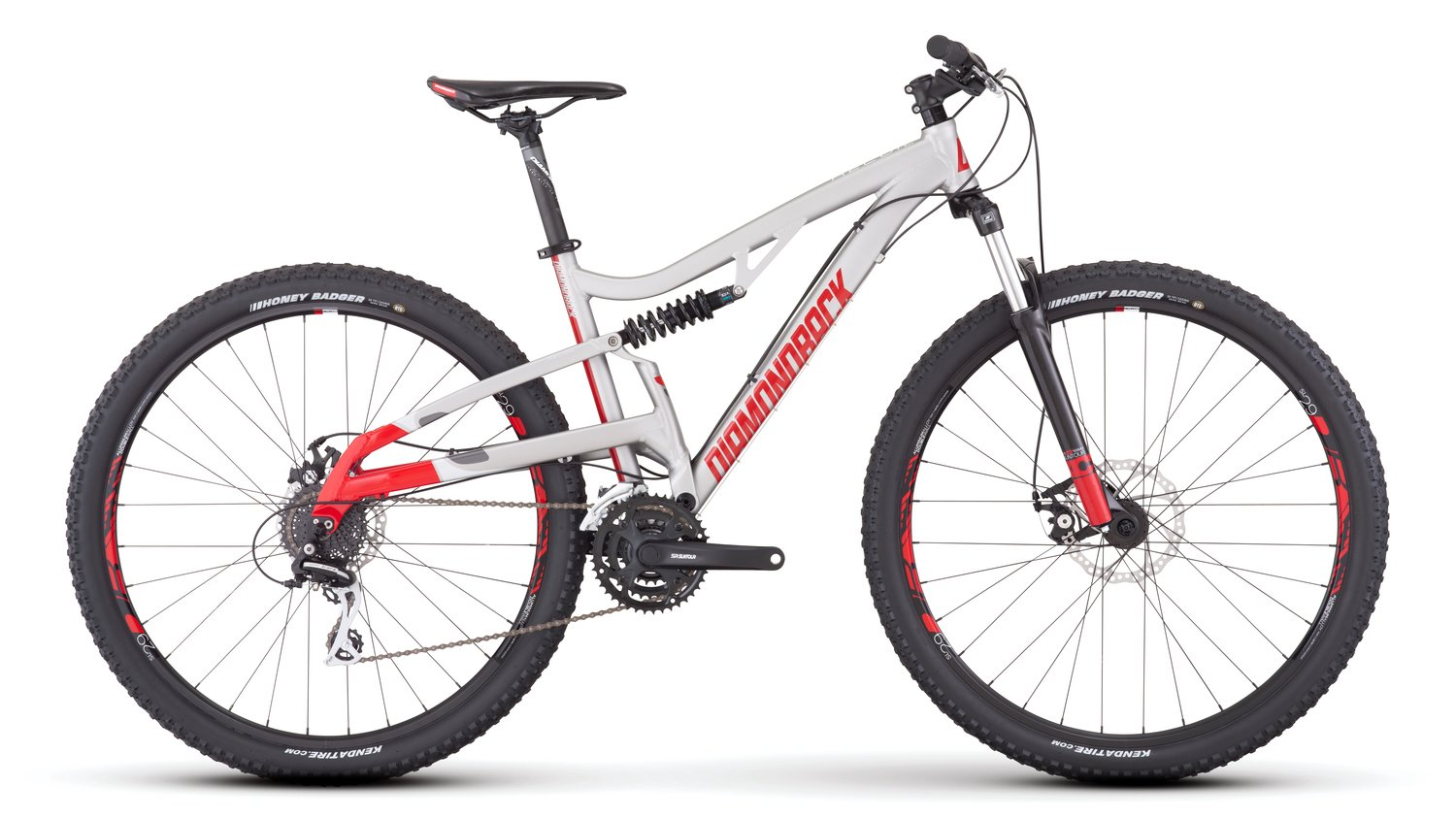 Diamondback Bicycles Recoil 29er Complete READY RIDE Full Suspension Mountain Bike