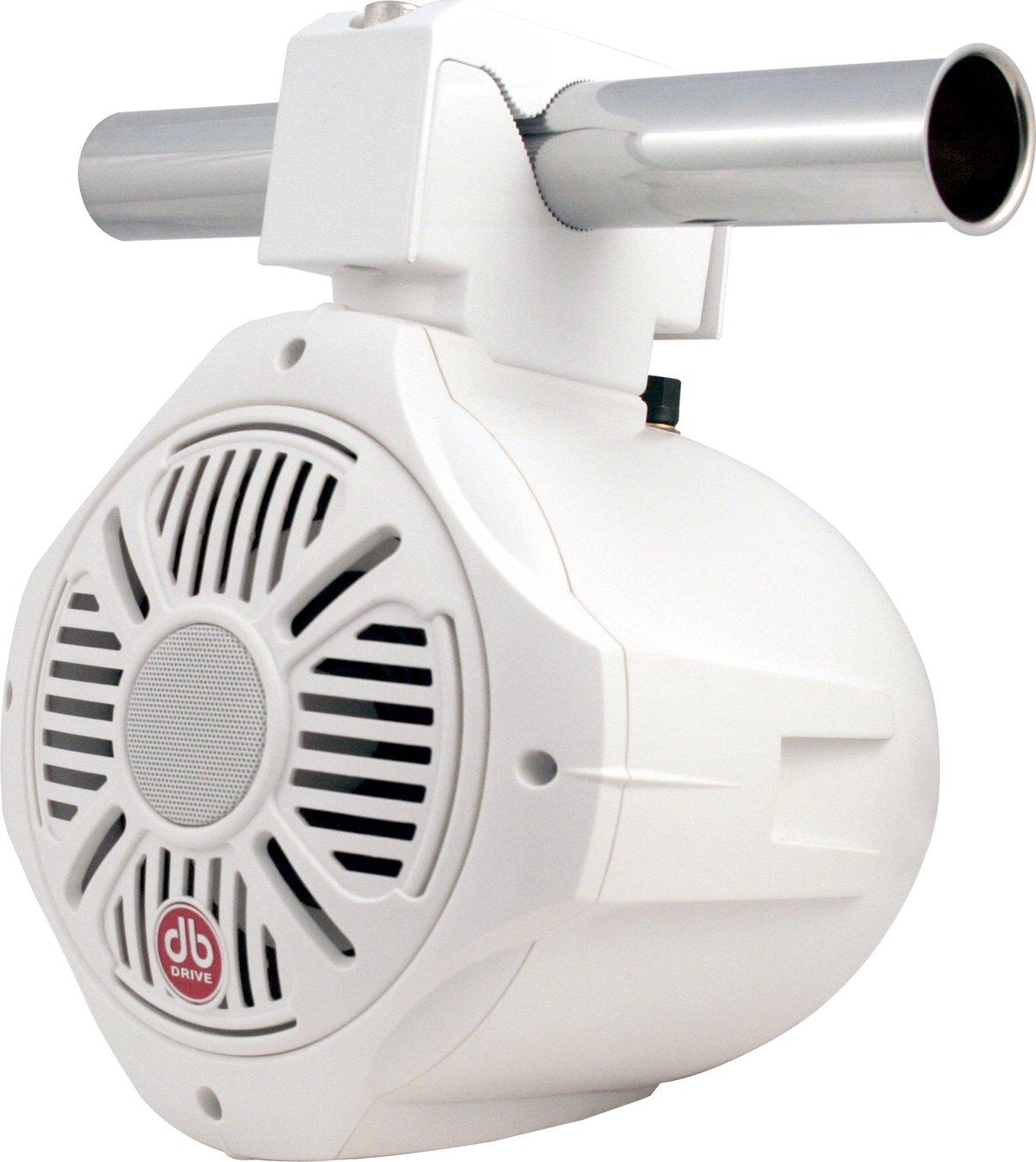 db Drive APT6.0PRO-W Amphibious Pro Audio Marine Tower Speakers 500W DB Research L.L.P. White Set of 1