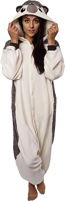 4e49ba101459 Amazon.com  Halloween Hedgehog Kigurumi (Adults XL