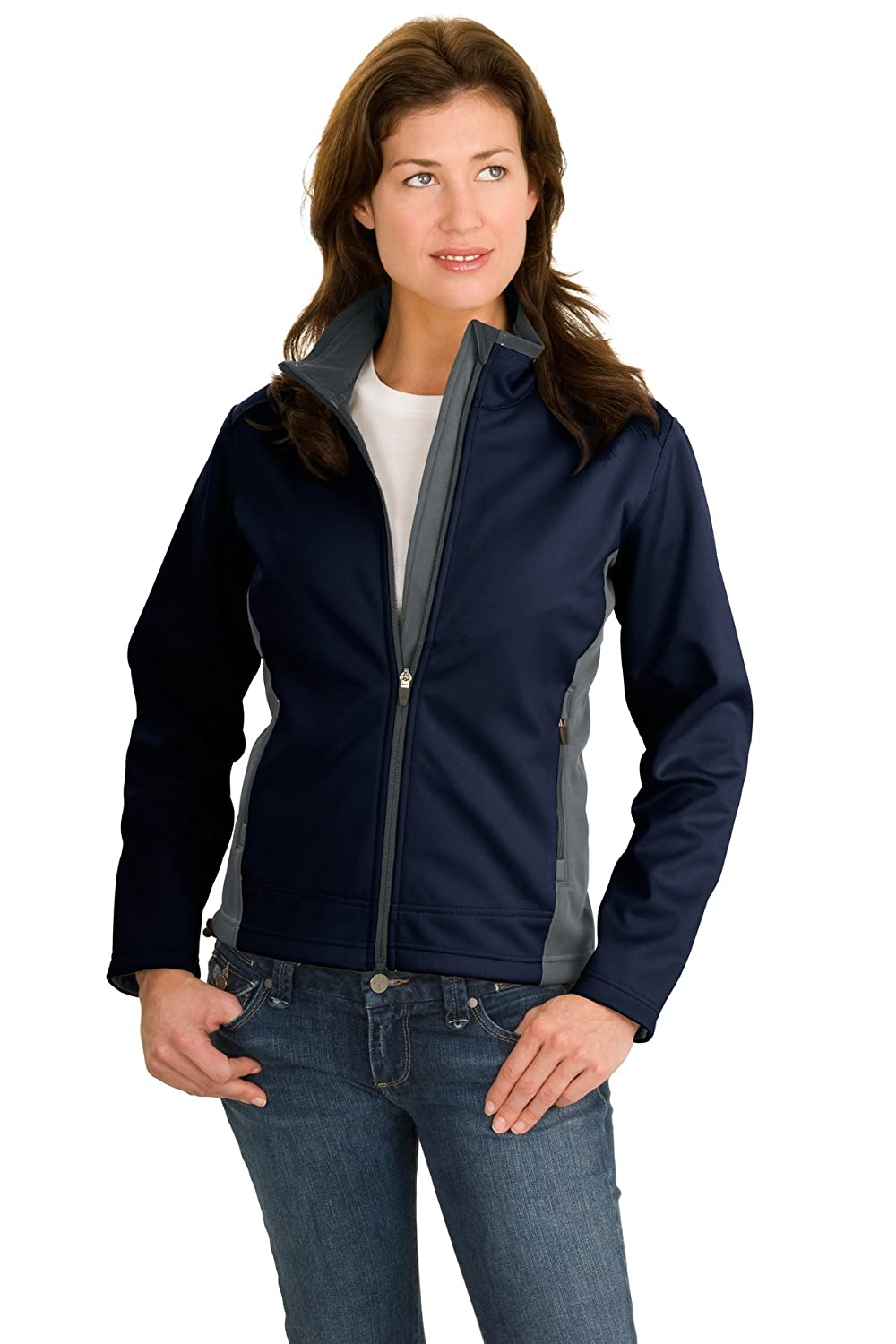 Port Authority Women's TwoTone Soft Shell Jacket