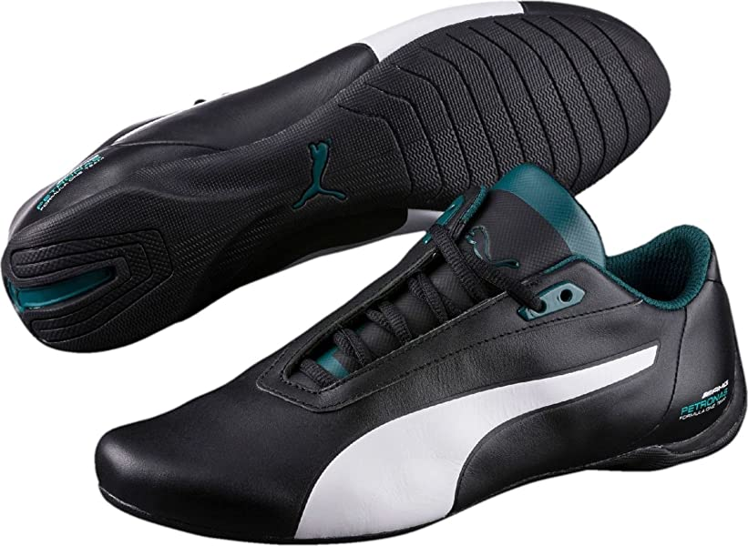 e8813a2d5bf PUMA Mercedes Amg Petronas Future Cat Trainers 305942 02 Size 7 Black