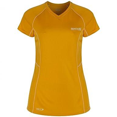 121ab6573 Amazon.com  Regatta Great Outdoors Womens Ladies Jenolan Short Sleeve  Sports T-Shirt  Clothing