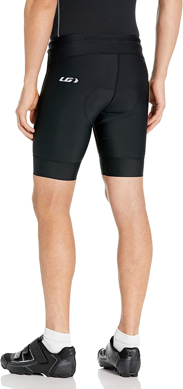 New LOUIS GARNEAU Men/'s Comfort Gel Liner Cycling Under Shorts Black Medium M