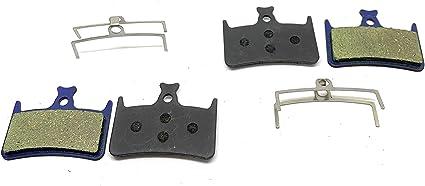 Mono M4 Semi Metal Resin Disc Brake Pads Hope Tech 1 pair