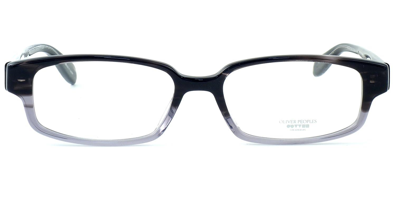 297ff310e1a Amazon.com  Oliver Peoples Optical Eyeglasses Danver in Black Clear (STRM)    DEMO LENS  Clothing