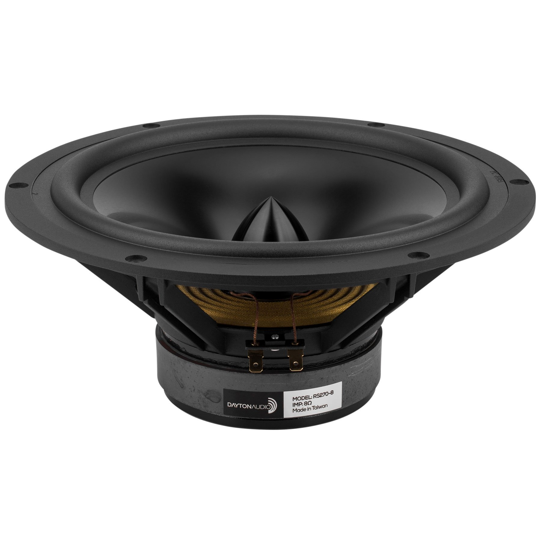 Dayton Audio RS270-8 10'' Reference Woofer