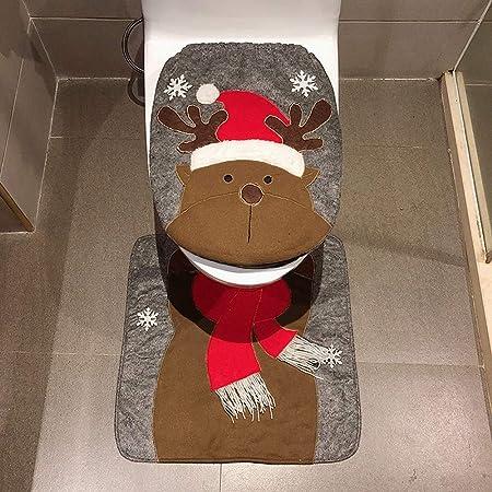 Copriwater natalizio Uten Weihnachtsmann