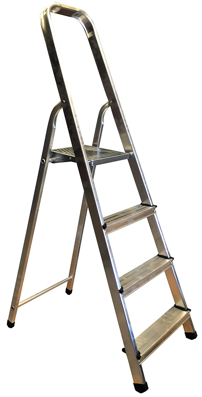 4 Pelda/ños Homelux 825002 Escalera Domestica 3.5 kg