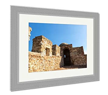 Ashley Framed Prints Ozama Fortress In Santo Domingo Wall Art Home Decoration Color