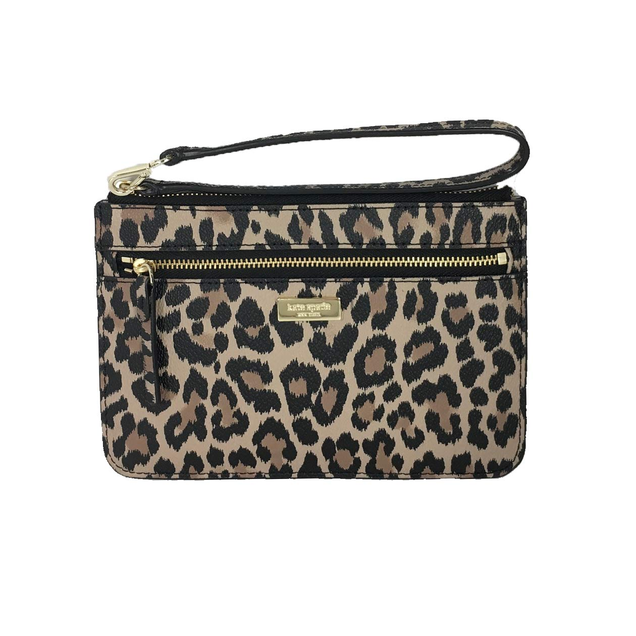 Kate Spade Shore Street Tinie Wristlet, Leopard WLRU4974