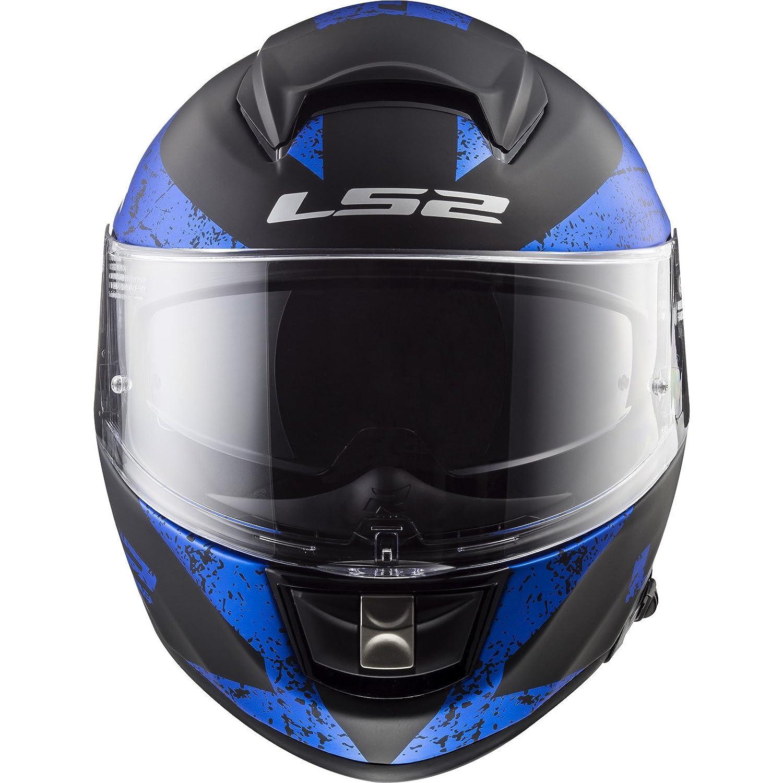 LS2/FF397/Vector Hpfc Sign Casco Moto