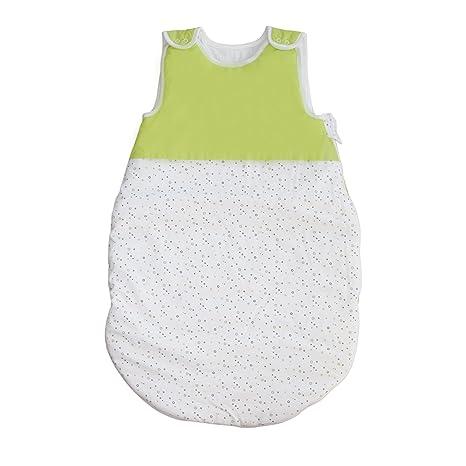 Verde y Puntos coloridos PatiChou Sacos de dormir para bebés 24 - 36 meses