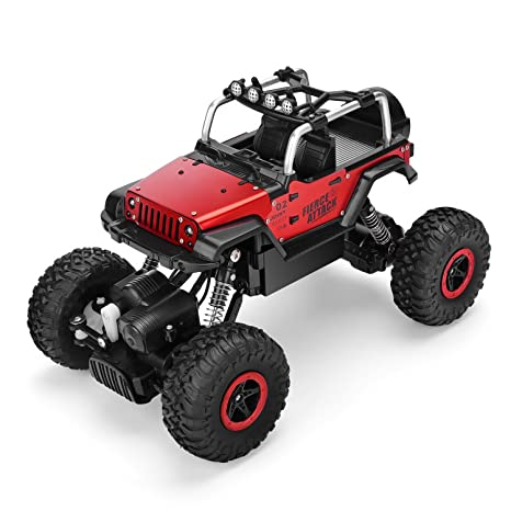 Review AHAHOO RC Cars 1/18