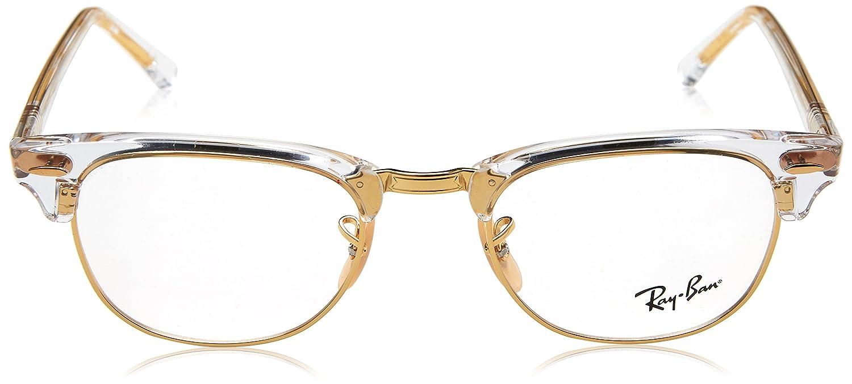 e78012d046 Ray-Ban Women s 0RX 5154 5762 49 Optical Frames