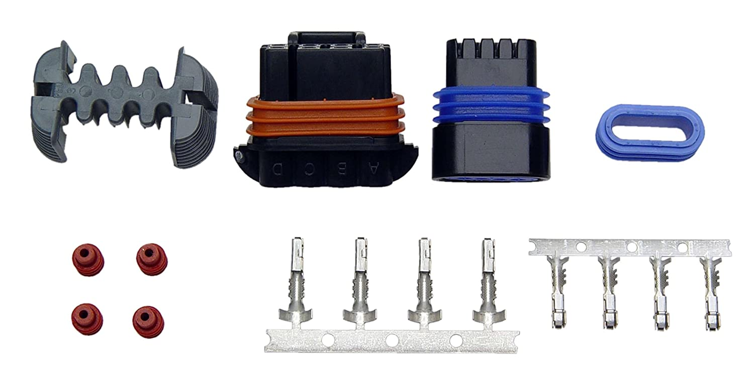Fast 301302K Connector Kit Only Gm Hei