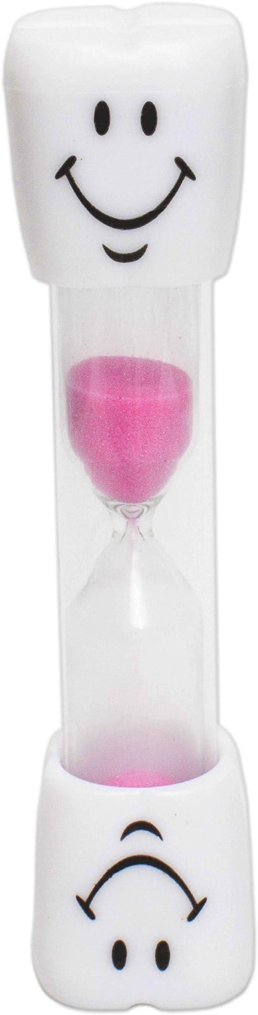 MachinYesell 2 minutes sablier enfants brosser deux minutes Mini minuterie cr/éative exquise petits cadeaux