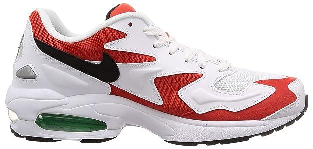 Amazon.com: Nike Air Max2 Ligero Hombres Ao1741-101: Shoes