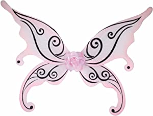 Forum Novelties Party Supplies Women's Fairy Wings, Pale Pink, Multi