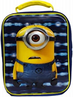 Despicable Me Minions Lunch Box - Lights Up! Insulated Compartment & Amazon.com: One Direction Dual Compartment Insulated Lunchbox ... Aboutintivar.Com