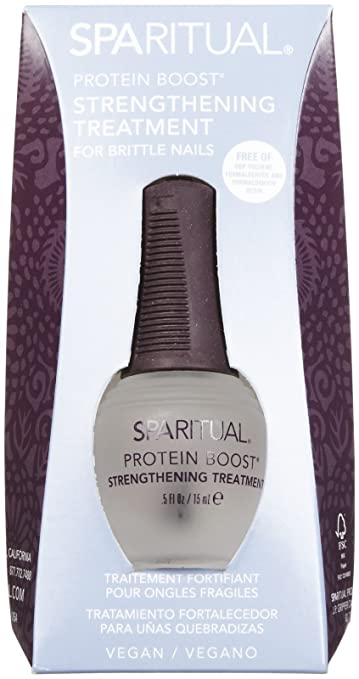 Amazon.com : SPARITUAL Protein Boost Strengthening Treatment For ...