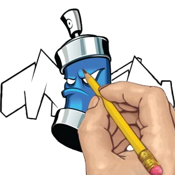 Amazon Com How To Draw Graffiti Style Appstore For Android