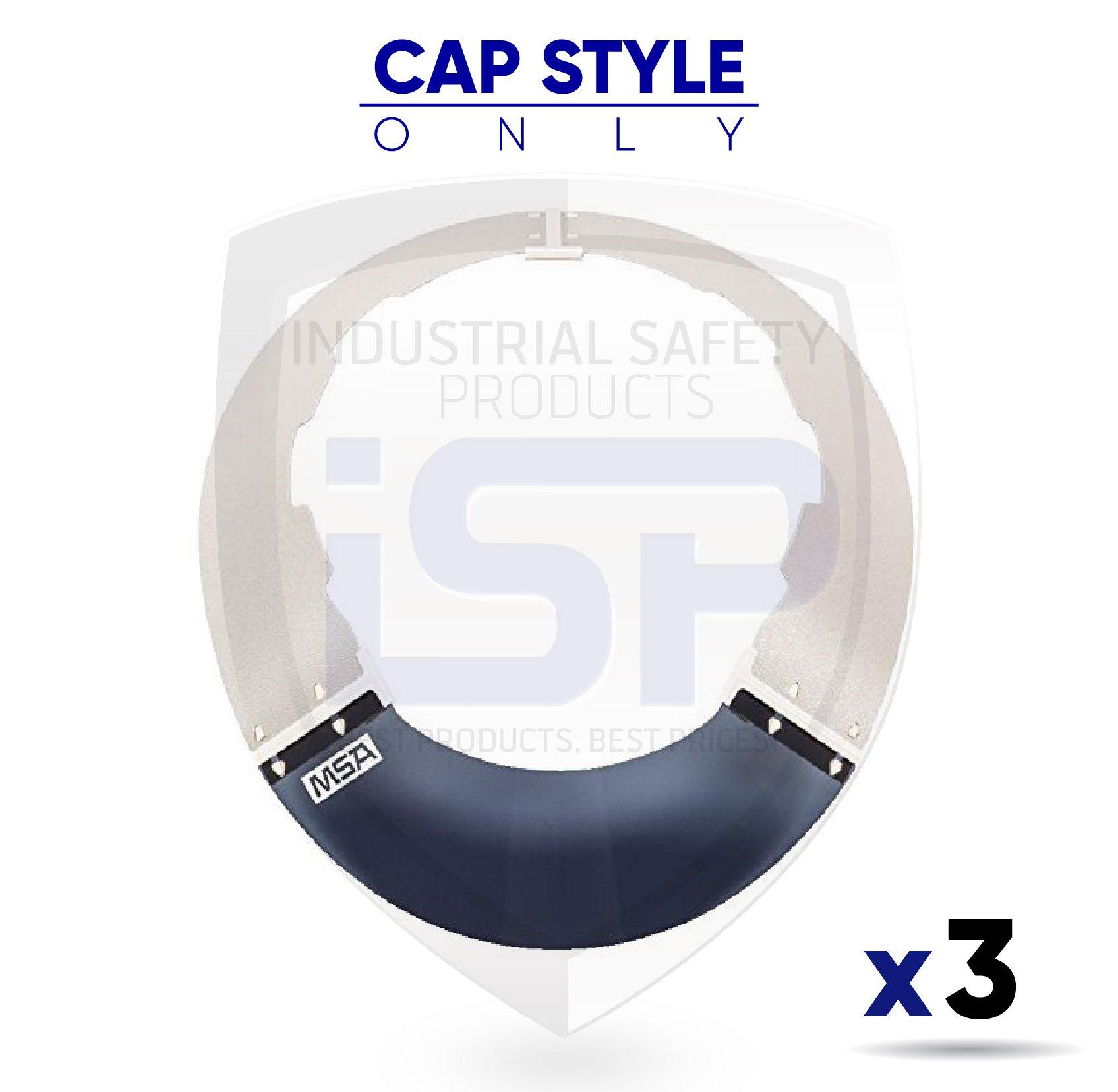 MSA 697290 Polyurethane Sun Shield, for Standard V-Gard (Cap Style Only)
