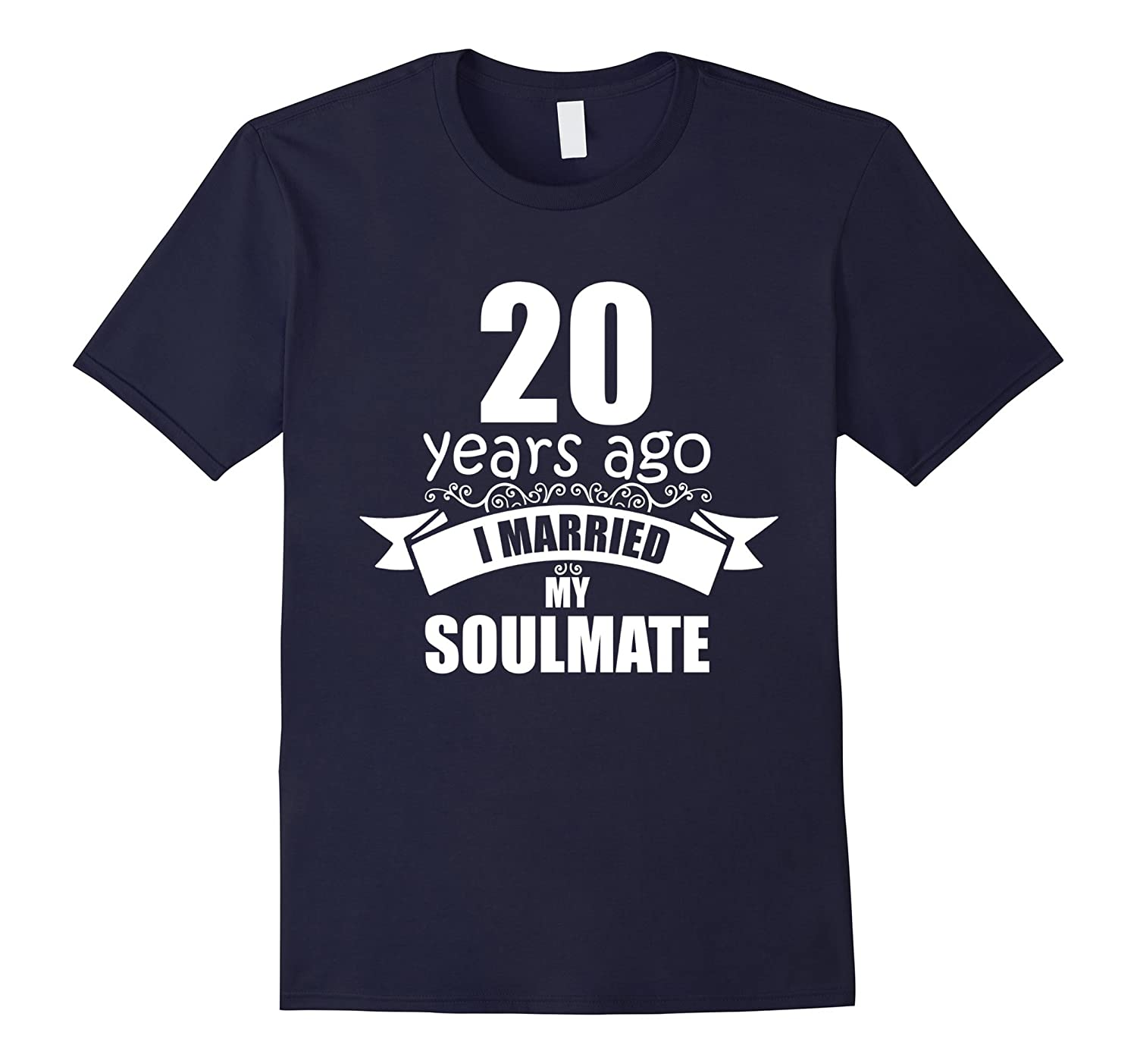 20 Years Ago I Married My Soulmate- 20th Wedding Anniversary-CD