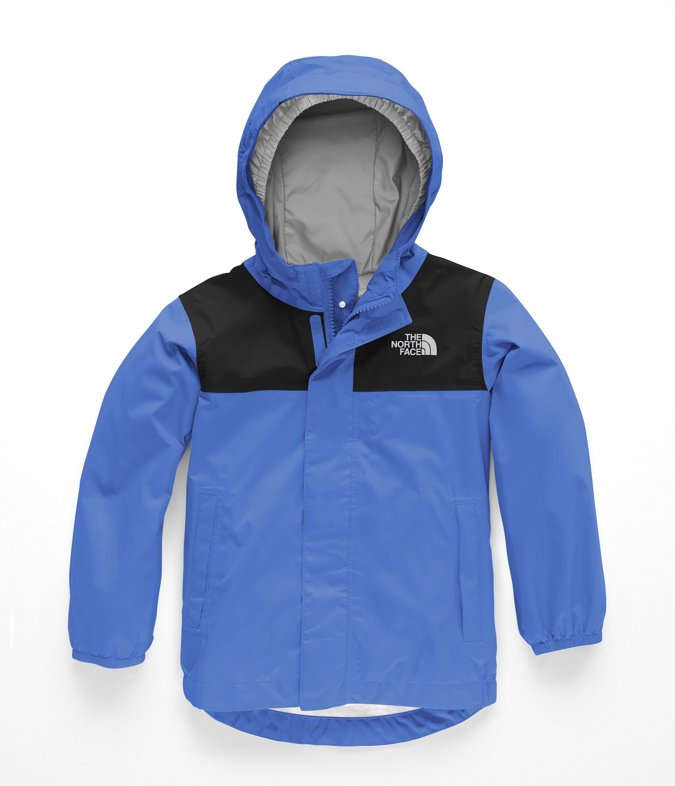 The North Face Todd Tailout Rain Jacket - Turkish Sea - 5T