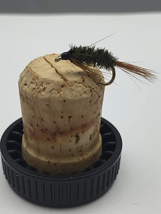 Size 12 Trout Flies Fly Fishing PRIME collection Diawl Bach Hot Head x 8 Flies