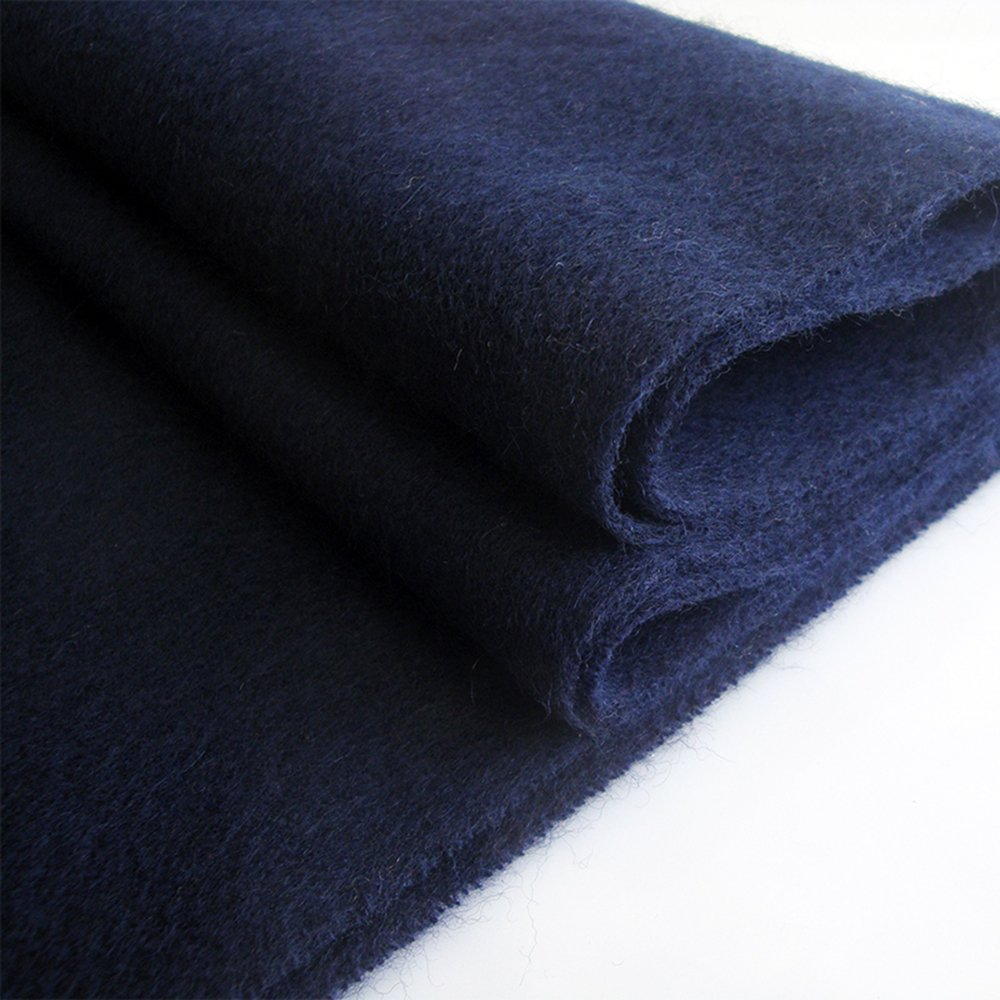 Cashmere /& Wool Scarf Solid Color Lightweight Scarf for Men and Women with Gift Box