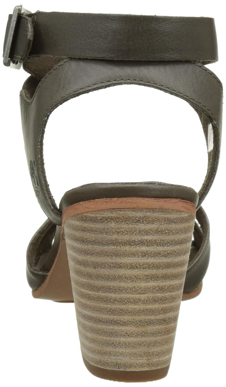 Timberland Fairhill Y Strap Sandalcanteen Discover, Sandales Compensées Femme: : Chaussures et Sacs