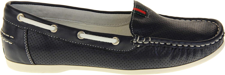 Keddo Womens Lightweight Summer Holiday Boat Shoes
